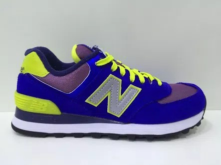 587c4f3250b91 NEW BALANCE 574 ORIGINAL 100% - WL574TPC ( For Women ), Olshop Fashion,  Olshop Wanita on Carousell