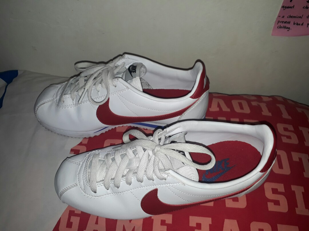 los angeles 55cb9 40060 denmark nike cortez forrest gump indonesia 870d0 0463c
