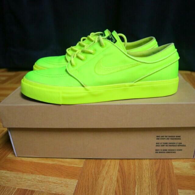 def8232a40 Nike Stefan Janoski Lemon Twist