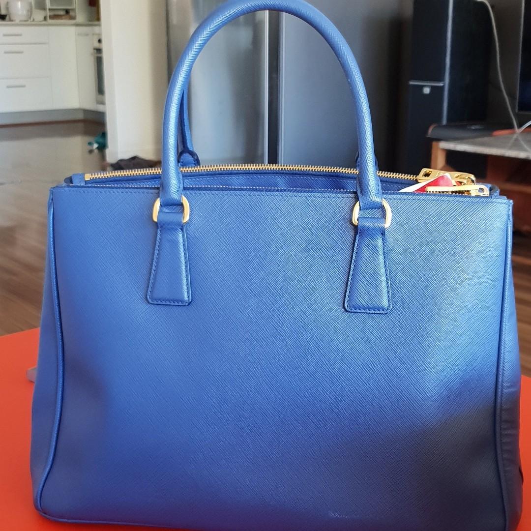 38f74e9c3c PRADA Galleria Saffiano Small leather shoulder bag (Pre-Owned ...