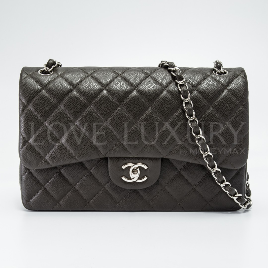 d43680860 Preowned Chanel, Classic Double Flap Bag - 18327263 (POB0005714 ...
