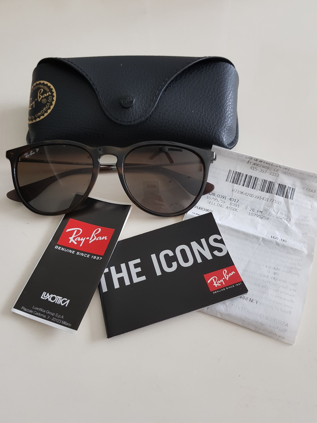 80779fb030 Ray Ban 3333 « One More Soul