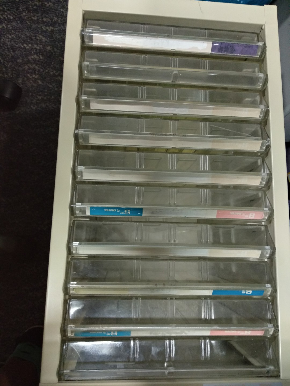 二手Shuter A4 10層  文件櫃 資料櫃 file cabinets