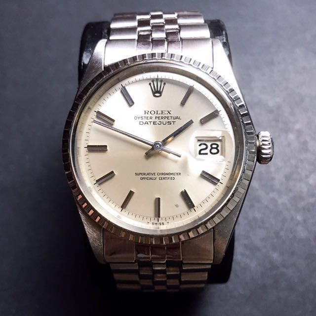 Sold Rolex 1603 Datejust Luxury Watches On Carousell
