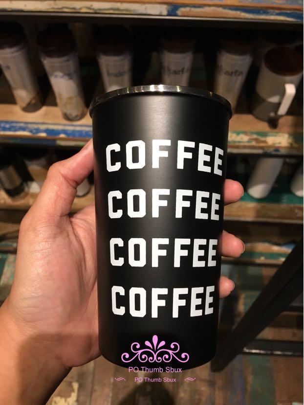 Starbucks Thumbler Reserve