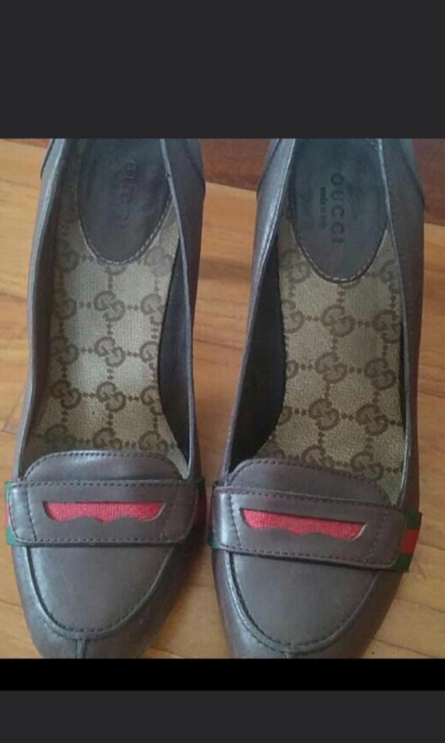 743360113c8b Super Sale! Gucci shoes 7 1 2 (Hurry buy now!!!)