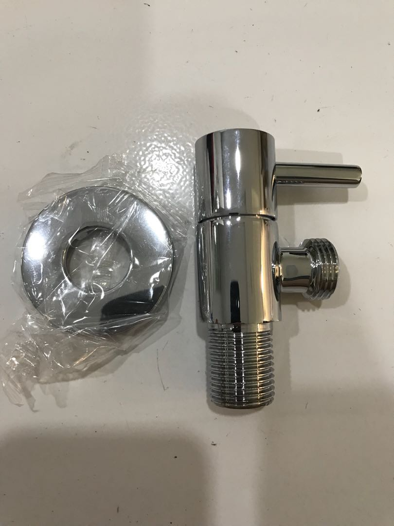 Toilet Faucet Tap, Home Appliances on Carousell