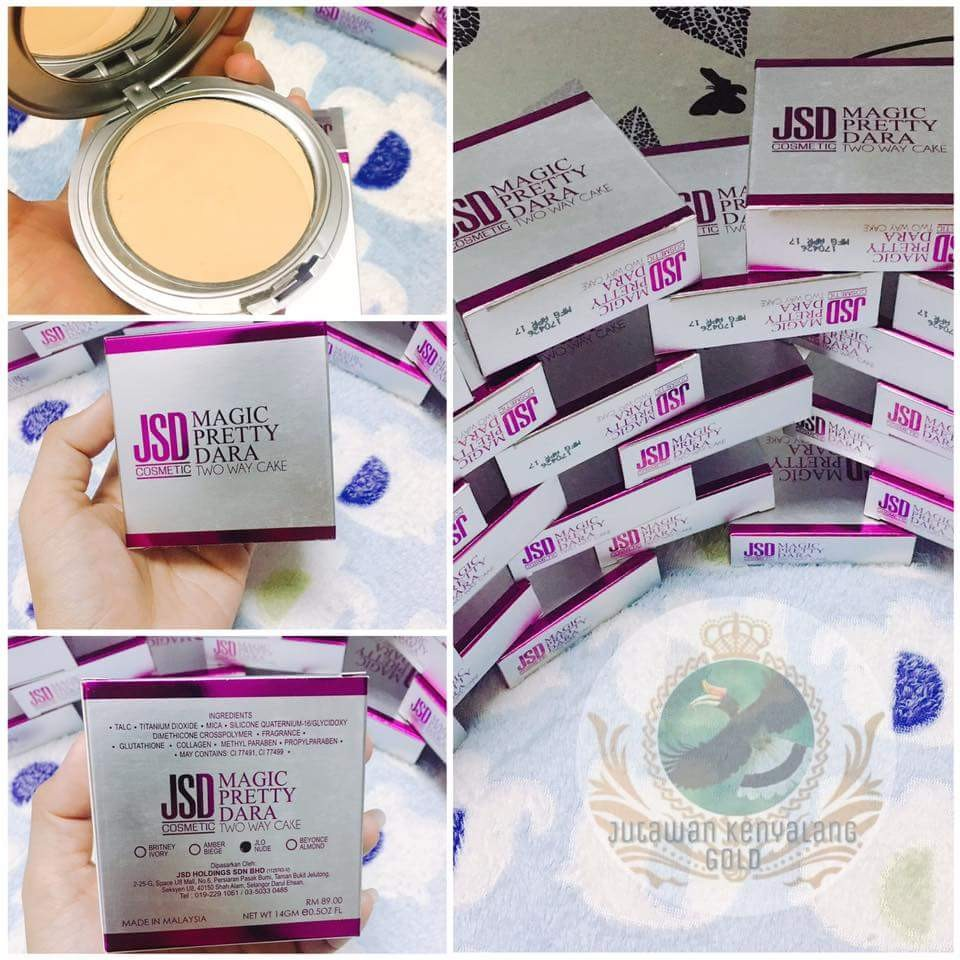 Pixy Uv Whitening Two Way Cake Perfect Fit Compact Powder Bedak Twc Wardah Exclusive Padat Recommended Photo