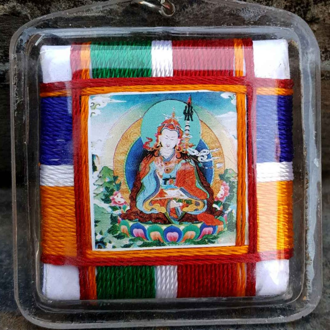Vesak day special (Tibetan Padmasambhava amulets) (chakra)