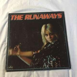 The Runaways - s/t (vinyl)