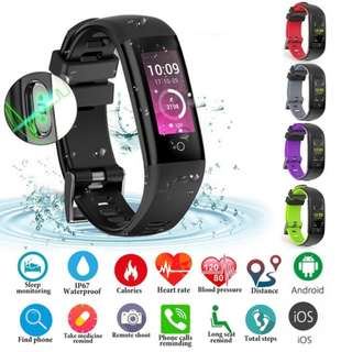 Smart Watch Miband 2 Monitor Calorie  Fitness Bracelet Smart Band for IOS Android