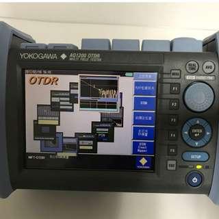 Jual Murah Bergaransi| OTDR Yokogawa | AQ 1200e, AQ1200a