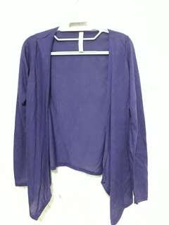 BN Purple Cardigan