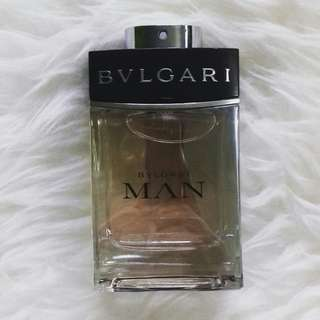 Bulgary Man 100ml. PARFUM ORIGINAL UNBOX