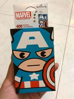 *New* Marvel Avengers stickers box - 400 pcs