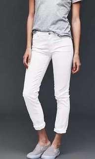 GAP White Jeans Pants