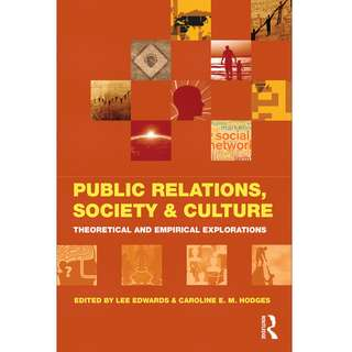 【Soft Copy】Public Relations, Society & Culture Theoretical and Empirical Explorations