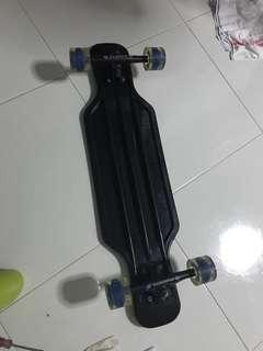 Custom 31 inch Longboard