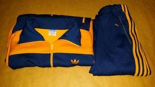 Vintage 古著 70、80s Adidas運動套裝 Size3