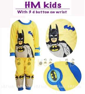 [SALE] Batman Pjs