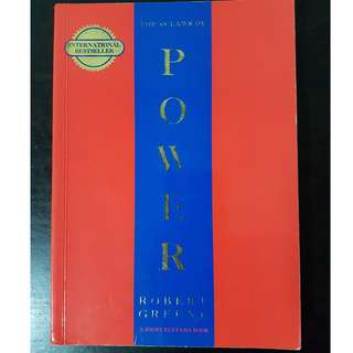 The 48 Laws of Power (Used)