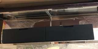 電視地櫃(兩格抽櫃)尺寸70 D /16 .5H /16 w 寸