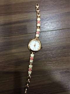Authentic BC watch rosegold
