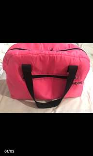 Reebok luggage bag or sport bag