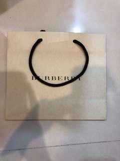 🚚 Burberry 小紙袋