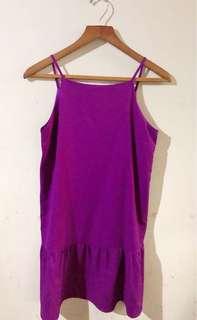 Coco Cabana magenta dress