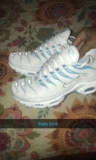 Nike tns ice blue (sold out) Australia wide