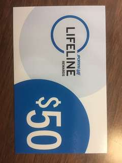 Sporting Life Reward Card $50