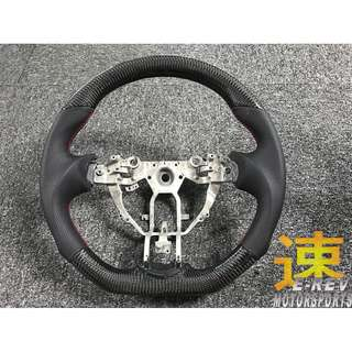 Nissan NV350 Carbon Fibre Steering Wheel