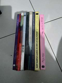 Bob Ong Book collection