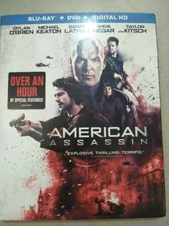 American assassin blu ray