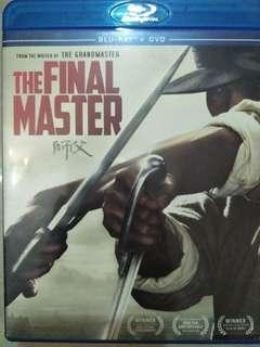 师父 the final master movie blu ray