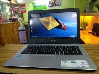 Asus X455L Intel Core i3 4gb ram 500gb