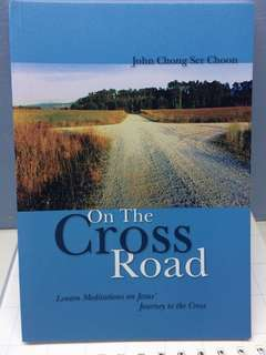 Christian book - on the cross road devotional for Lent