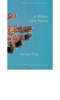 Ebook A Million Little Pieces
