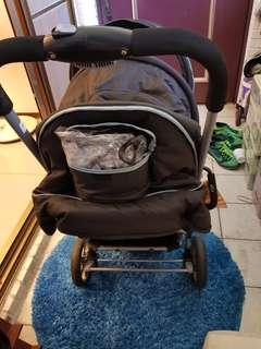 🚚 雙人嬰兒推車