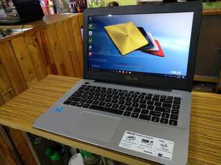 Asus X455L Intel Core i3 4gb ram 500gb