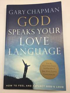 Christian Books - God speaks your love language