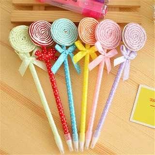 Lollipop Ballpen 12's