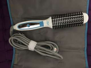 Heated Brush Styler
