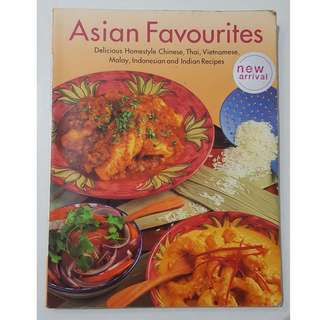 Asia Favourites Cook Book
