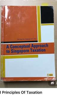 AC2301 Principles of Taxation