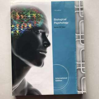 Biological Psychology (PL3232 / HP2200)