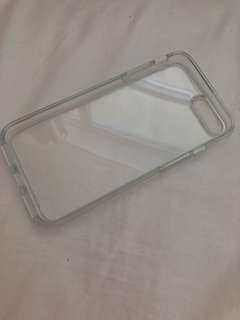 iPhone 8 PLUS clear otterbox case