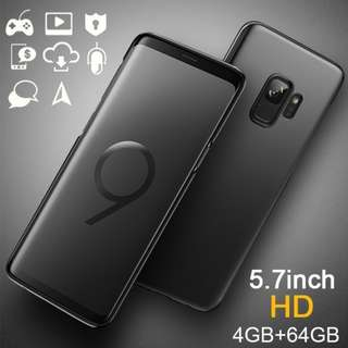 4GB+64GB Dual-core Mobile Phone HD Screen Smart Phone Double-sided Slim Phone