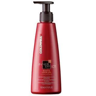 【Last Bottle】Goldwell Inner Effect Resoft and Colour Live Concentrate 150ml